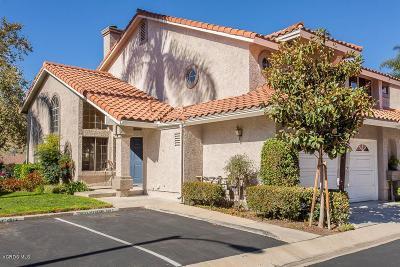 Camarillo Condo/Townhouse For Sale: 851 Paseo Tosamar