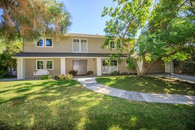 Thousand Oaks Single Family Home For Sale: 1042 Jeannette Avenue