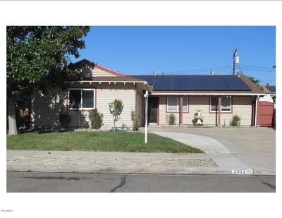 Simi Valley CA Single Family Home For Sale: $565,000