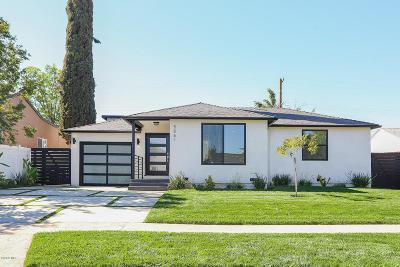 Encino Single Family Home For Sale: 5861 Encino Avenue