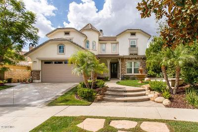 Simi Valley CA Single Family Home For Sale: $899,950