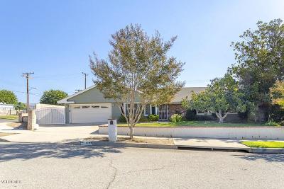Simi Valley Single Family Home For Sale: 3192 Divernon Avenue
