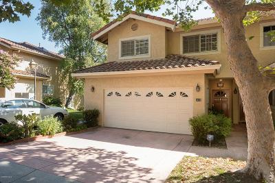 Westlake Village Condo/Townhouse Active Under Contract: 3107 East Hillcrest Drive