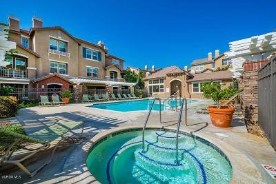 Camarillo Condo/Townhouse For Sale: 4511 Via Del Sol