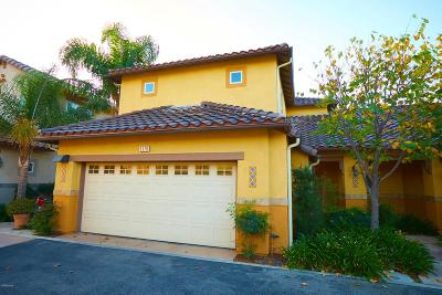 Simi Valley Condo/Townhouse For Sale: 5178 Chamise Court #6