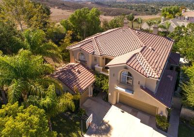 Westlake Village Single Family Home For Sale: 2636 Featherwood Street