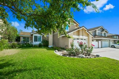 Moorpark Single Family Home For Sale: 11550 Wildflower Court