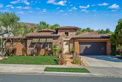 Moorpark Single Family Home For Sale: 12943 Mammoth Peak Drive