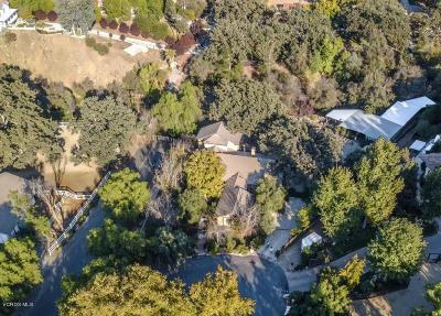 Agoura Hills Single Family Home For Sale: 28950 Wagon Road