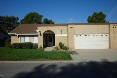 Camarillo Single Family Home For Sale: 20309 Village 20