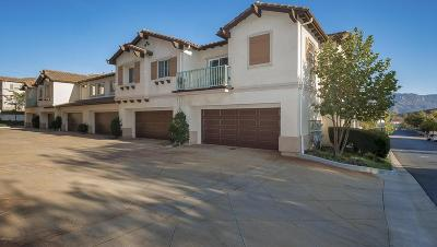 Newbury Park CA Condo/Townhouse For Sale: $524,999