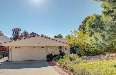 Granada Hills CA Single Family Home For Sale: $825,000