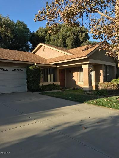Camarillo Condo/Townhouse For Sale: 41039 Village 41