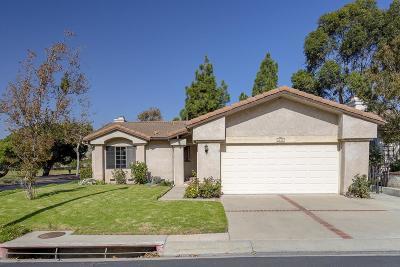 Camarillo Single Family Home For Sale: 6005 San Dimas Avenue