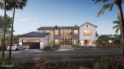 Single Family Home For Sale: 2037 Stradella Road