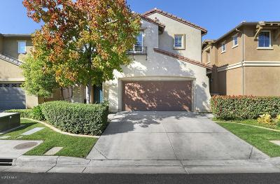 Newbury Park Single Family Home For Sale: 571 Clearwater Creek Drive
