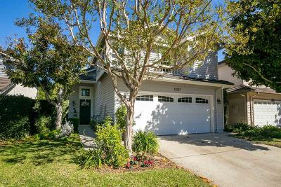 Moorpark Single Family Home For Sale: 12457 Mountain Trail Street