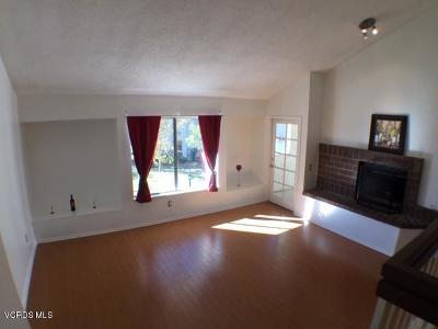Simi Valley Condo/Townhouse Active Under Contract: 3306 Darby Street #404