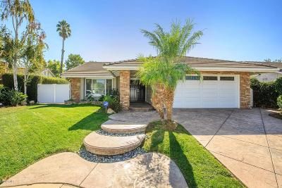 Thousand Oaks Single Family Home For Sale: 2788 Calle Bienvenido