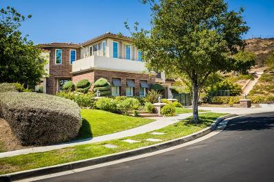Thousand Oaks Single Family Home For Sale: 3373 Country Home Court