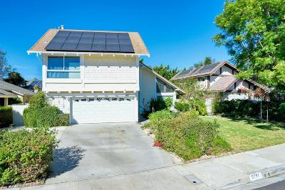 Camarillo Single Family Home For Sale: 5791 Willow View Drive