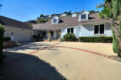 Beverly Hills Single Family Home For Sale: 2279 Coldwater Canyon Drive