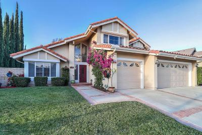 Simi Valley Single Family Home For Sale: 2953 Flanagan Drive