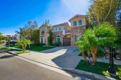 Simi Valley Single Family Home For Sale: 4996 Corral Street