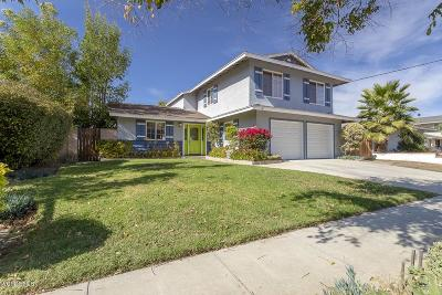 Simi Valley Single Family Home For Sale: 1267 Sawyer Avenue