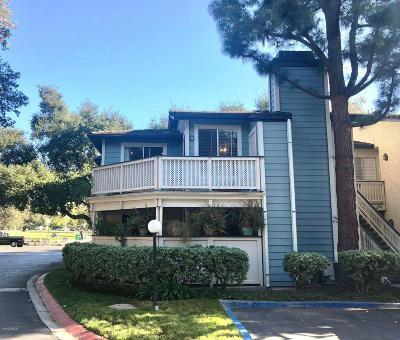 Thousand Oaks Condo/Townhouse For Sale: 2438 Pleasant Way #P