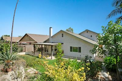 Camarillo Single Family Home For Sale: 5493 Summerfield Street