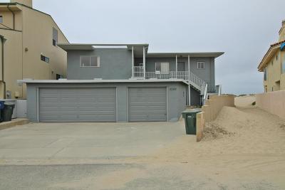 Oxnard Single Family Home For Sale: 3289 Ocean Drive