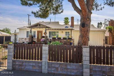 North Hollywood Single Family Home For Sale: 12626 Cantara Street
