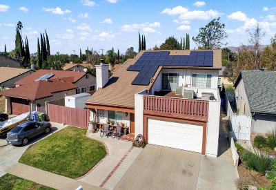 Simi Valley Single Family Home For Sale: 2751 Currier Avenue