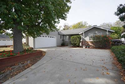Ventura Single Family Home For Sale: 5337 Aurora Drive
