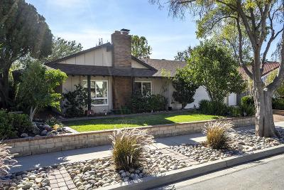 Simi Valley Single Family Home For Sale: 2346 Burnside Street