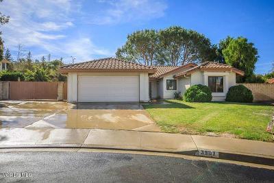 Moorpark Single Family Home For Sale: 3907 Ashbourne Lane