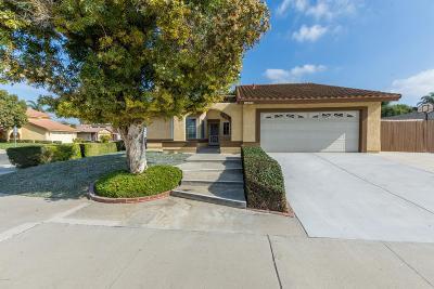 Camarillo Single Family Home For Sale: 1590 Brookhaven Avenue