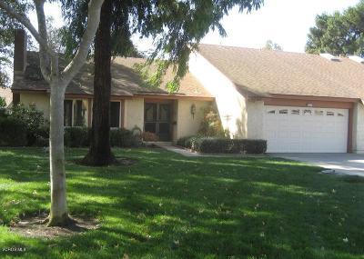 Camarillo Condo/Townhouse For Sale: 42311 Village 42