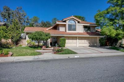 Thousand Oaks Single Family Home For Sale: 769 Lynnmere Drive