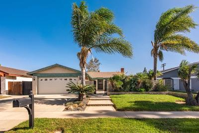 Simi Valley Single Family Home For Sale: 2118 Sequoia Avenue