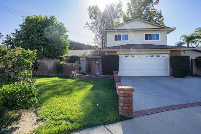 Simi Valley Single Family Home For Sale: 2176 Cheam Avenue