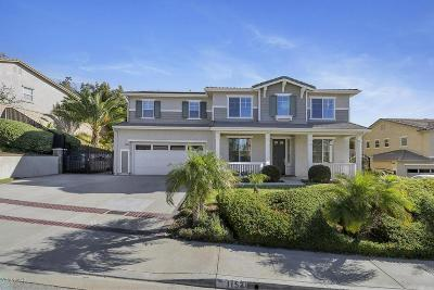 Simi Valley Single Family Home For Sale: 1152 Laurel Fig Drive