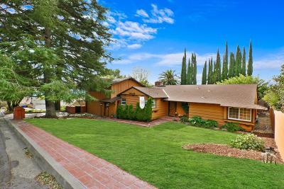 La Crescenta Single Family Home Active Under Contract: 5347 Briggs Avenue