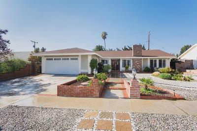 Simi Valley Single Family Home For Sale: 2783 Licia Place