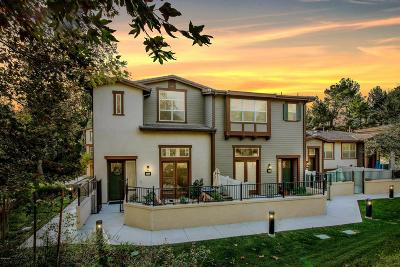 Thousand Oaks Condo/Townhouse For Sale: 794 Tennis Club Lane