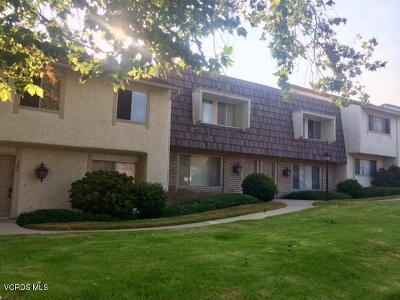 Thousand Oaks Condo/Townhouse For Sale: 293 Green Moor Place