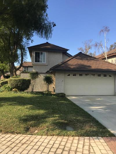 Simi Valley Single Family Home For Sale: 1855 Suntree Lane