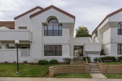 Camarillo Condo/Townhouse For Sale: 1137 Mission Verde Drive