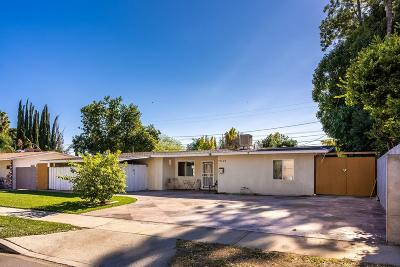 Reseda Single Family Home For Sale: 19522 Lull Street